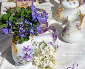 Spend more time on Facebook?  Bernideen's Tea Time,   Cottage and Garden:  14,000 FACEBOOK FRIENDS