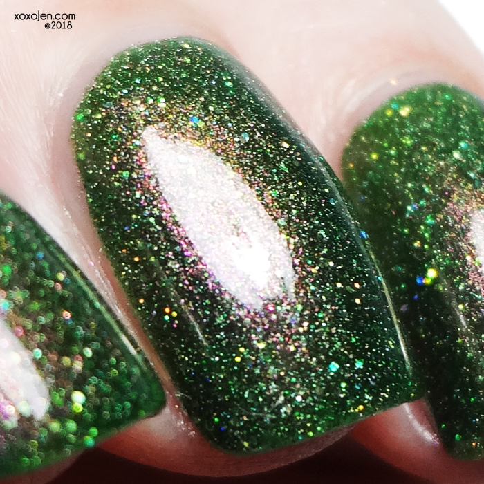 xoxoJen's swatch of Girly Bits Fatal A-tractor