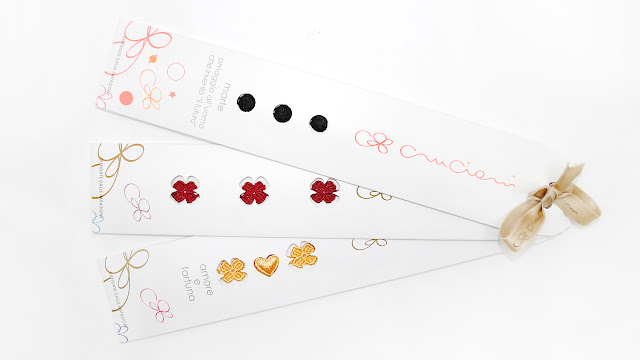 packaging braccialetti cruciani