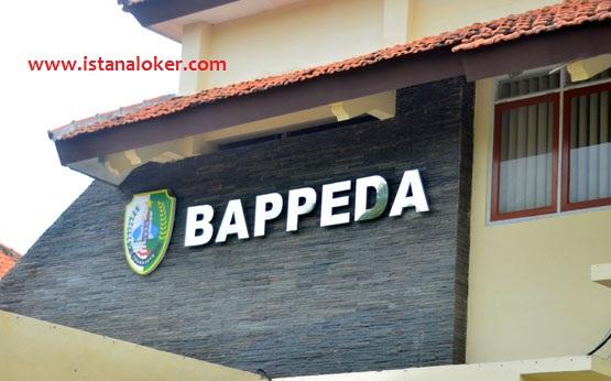 Penerimaan Tenaga Kontrak BAPPEDA Provinsi NTB Tahun 2017