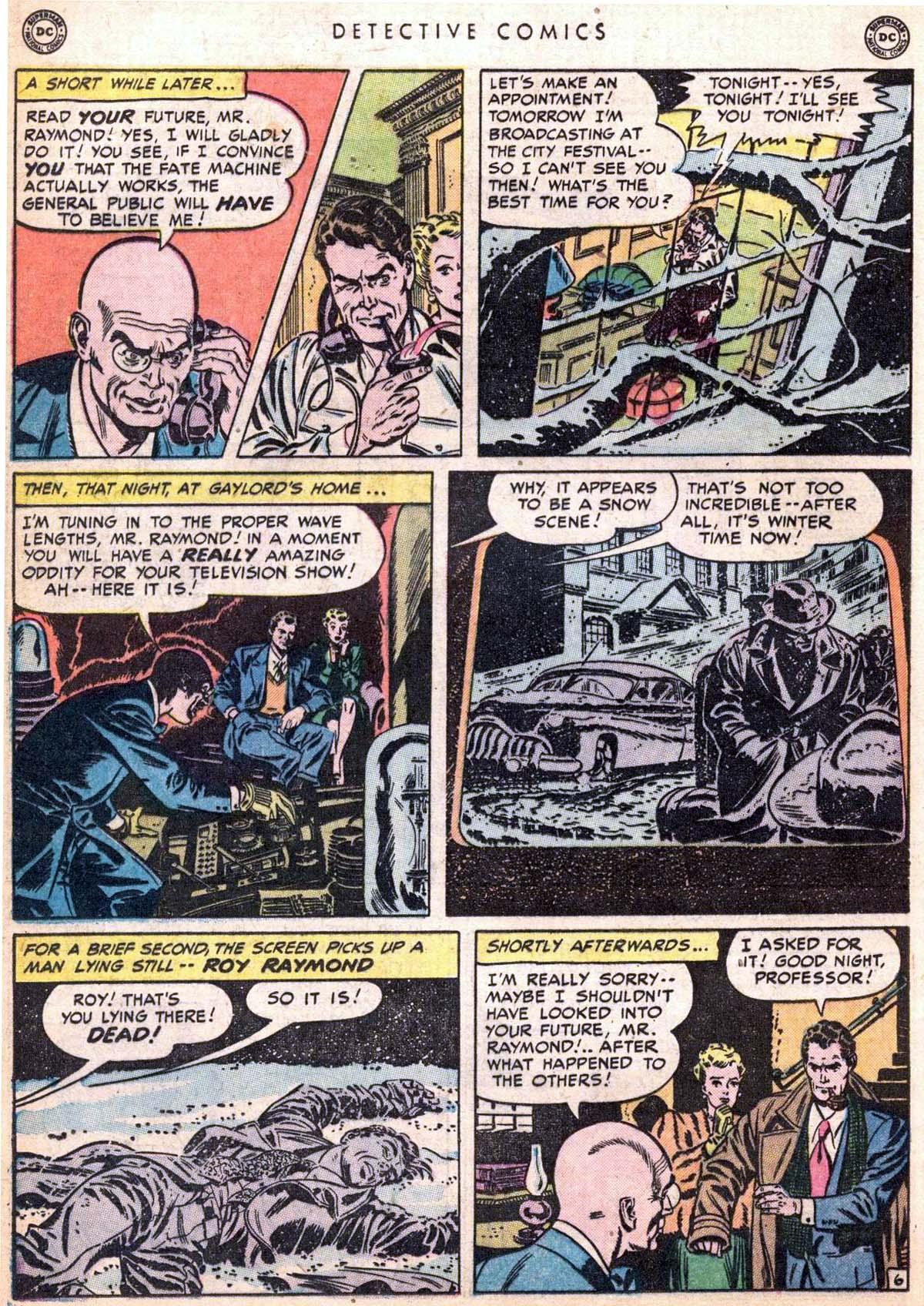 Detective Comics (1937) 157 Page 21