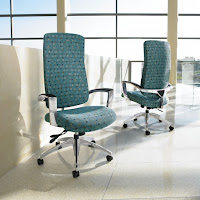 Global Karizma Series Modern Office Chairs