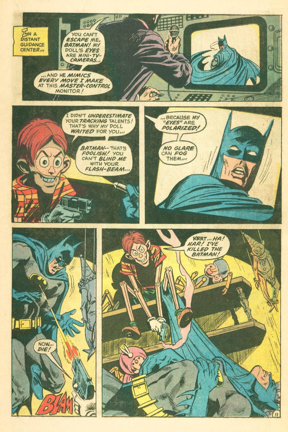 Detective Comics (1937) 427 Page 14