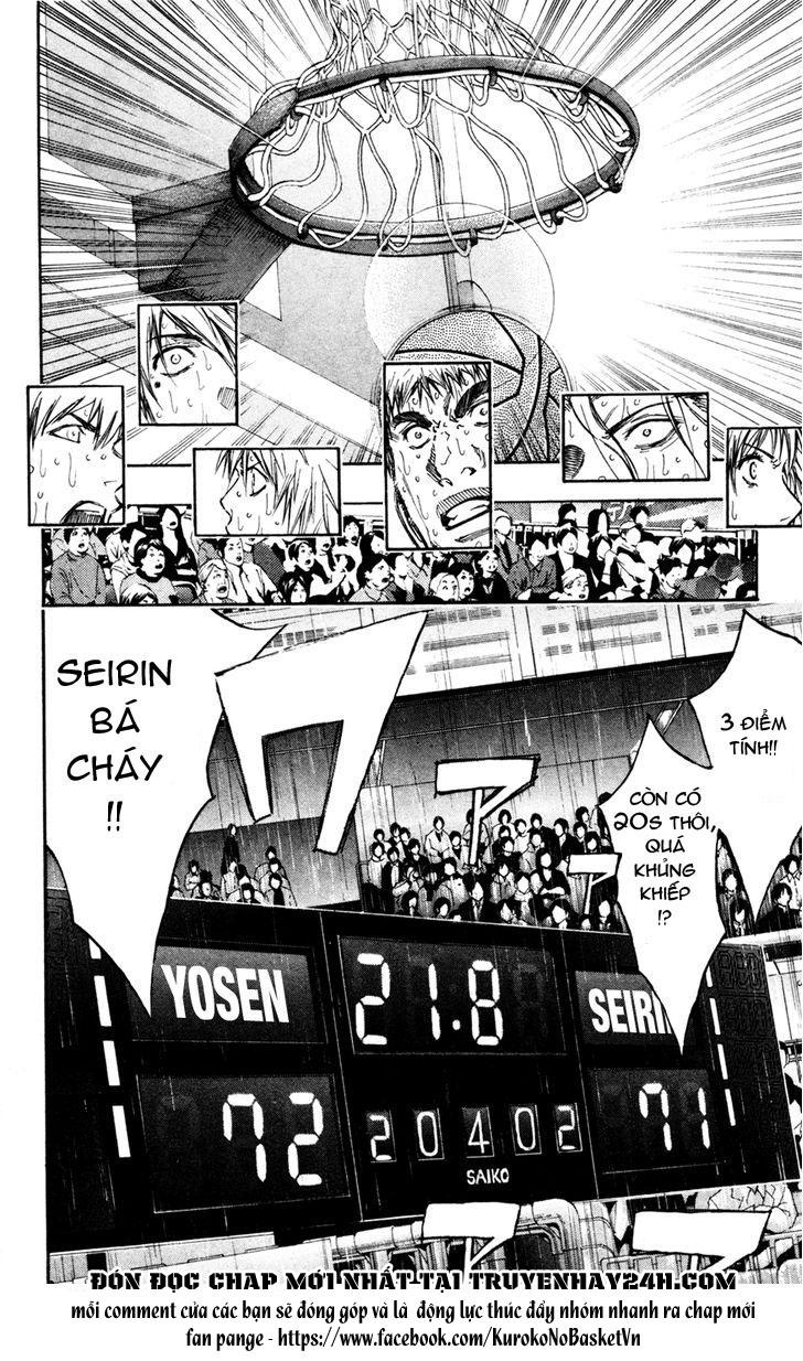 Kuroko No Basket chap 167 trang 18