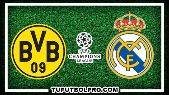 Ver Borussia Dortmund vs Real Madrid EN VIVO Por Internet Hoy 27 de Septiembre 2016