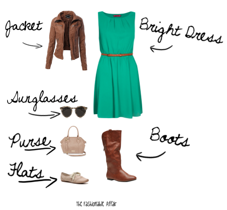 spring packing list for seattle