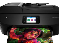 HP ENVY Photo 7800 Drivers software Download