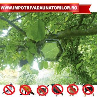 dispozitive contra pasarilor periculoase
