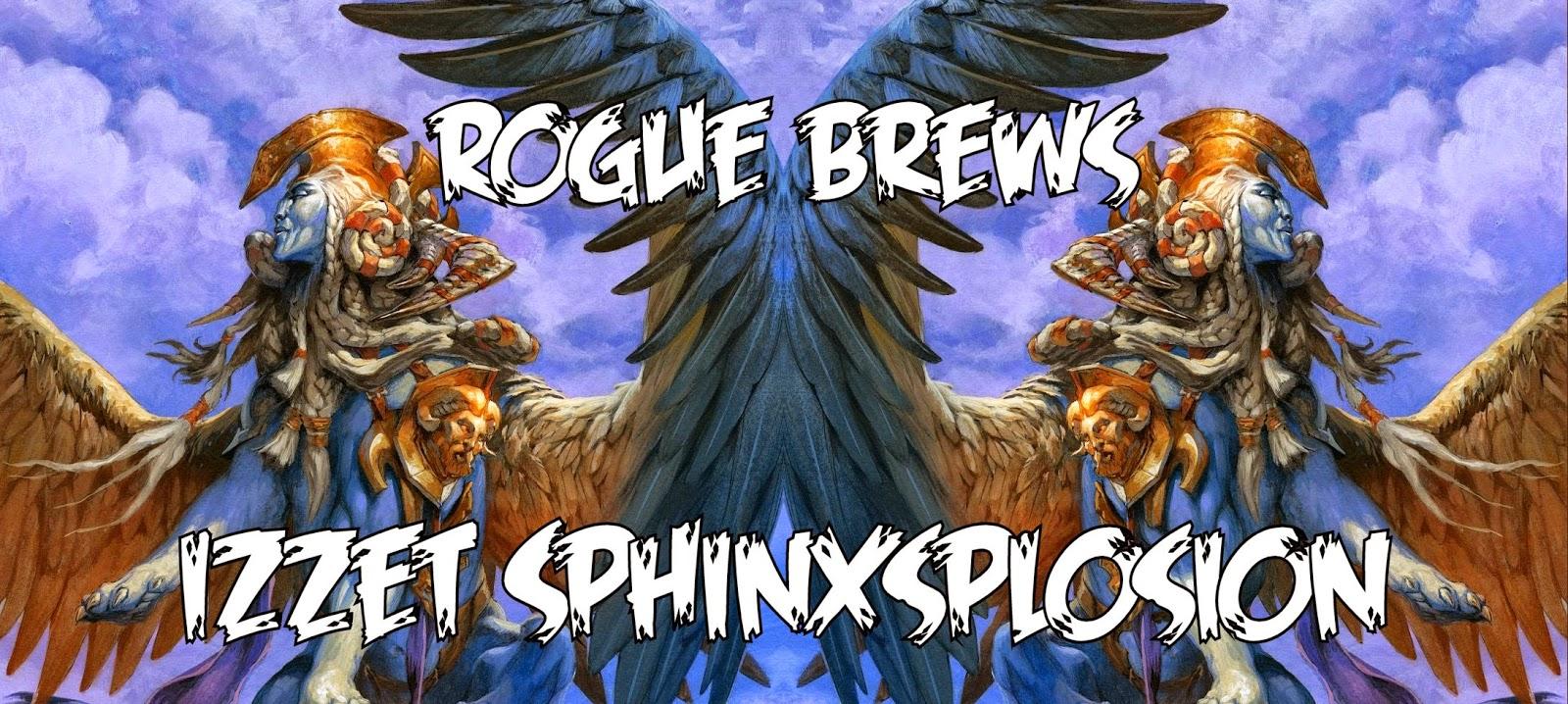 Dust Bowl Gamers: Rogue Brews: Izzet Sphinxsplosion (Standard)