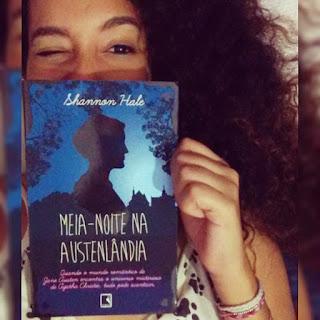 Austenland, Jane Austen, Midnight On Austenland, Resenha, Shannon Hale,