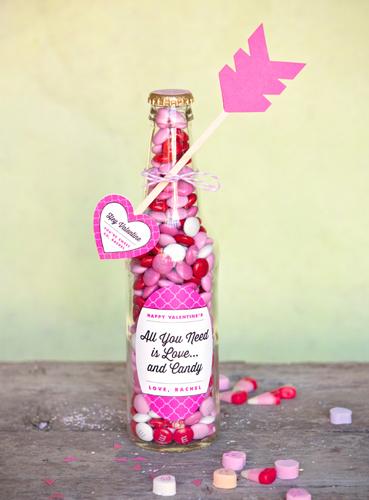 Tutto ciò che serve è amore e caramelle