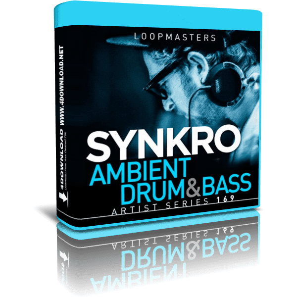 Loopmasters Synkro Ambient Drum & Bass
