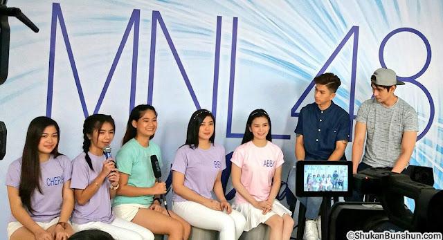 Audisi Member MNL48 Generasi Pertama