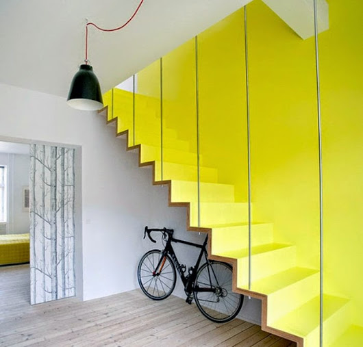 The Most Creative Stairs Designs, ideas to climb to the second floor | Stairs Designs