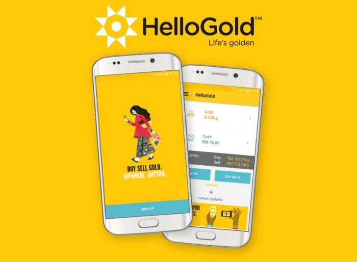 Jual beli emas HelloGold