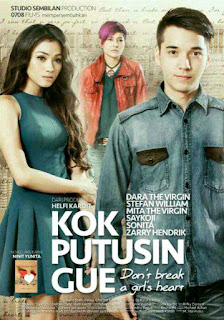 Download Film Kok Putusin Gue (2015) WEB-DL