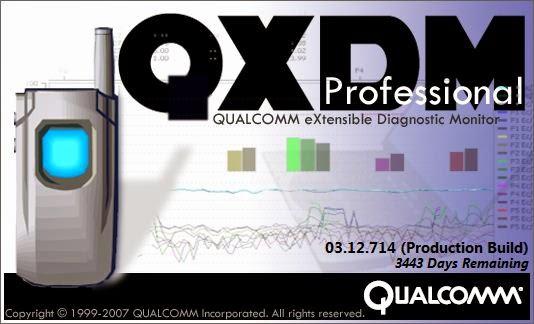 Optimasi Koneksi Ceria Internet (EVDO Rev. A) with QXDM & QPST
