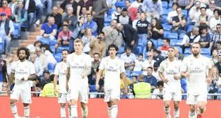 ريال مدريد يستعيد نغمة الإنتصارات على حساب فياريال
