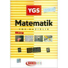 Fem Dergisi YGS Matematik 1.Kitap Konu Anlatımlı (2017)