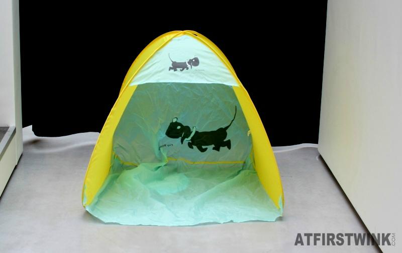 HEMA takkie open tent beach garden