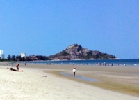 pantai hua hin thailand