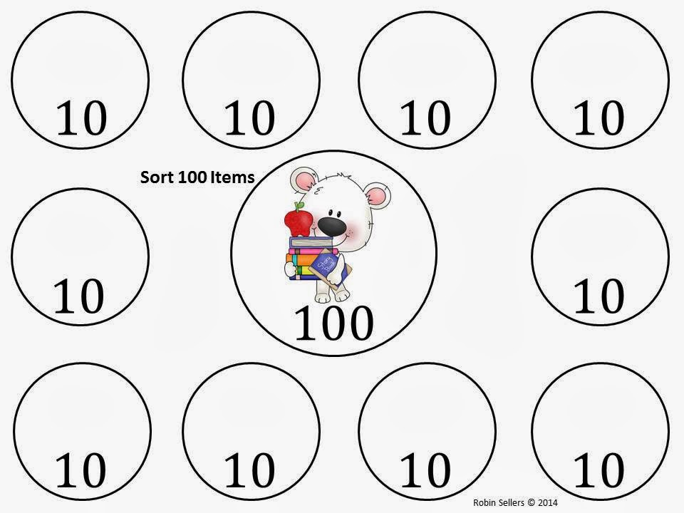 Sweet Tea Classroom: 100th Day Activities for the Number