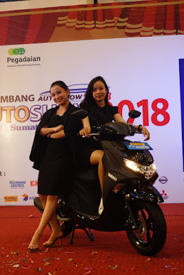 Yamaha Freego soft launching