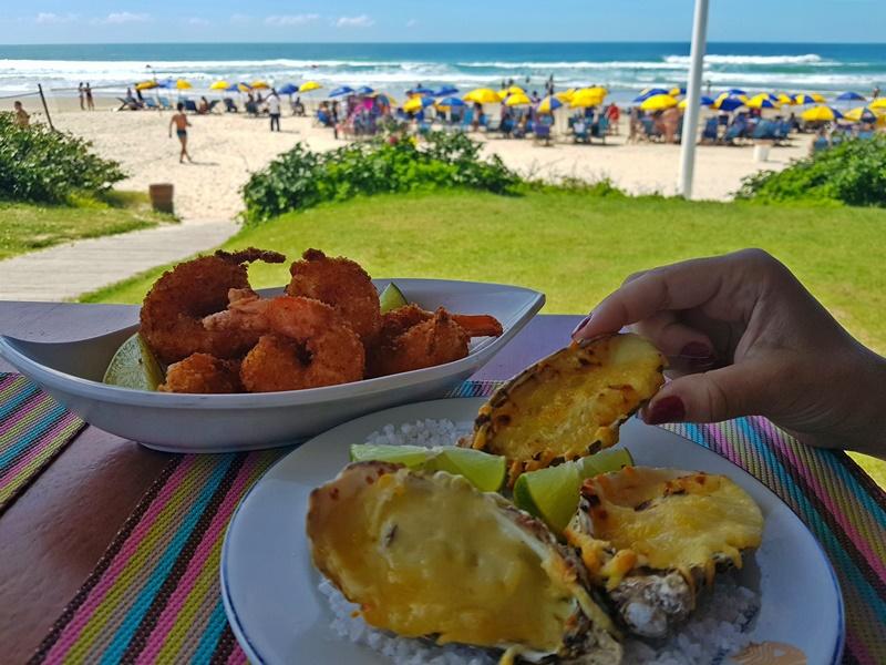 Onde comer frutos do mar em Florianópolis