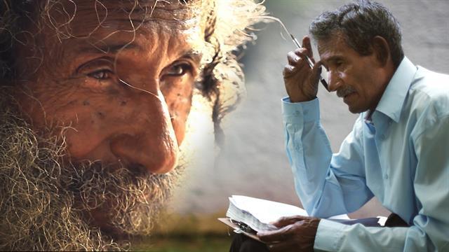 Raimundo Sobrinho, homeless man