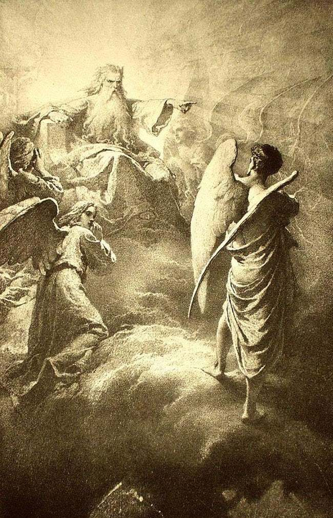 All-Loving And Forgiving God, Abaddon