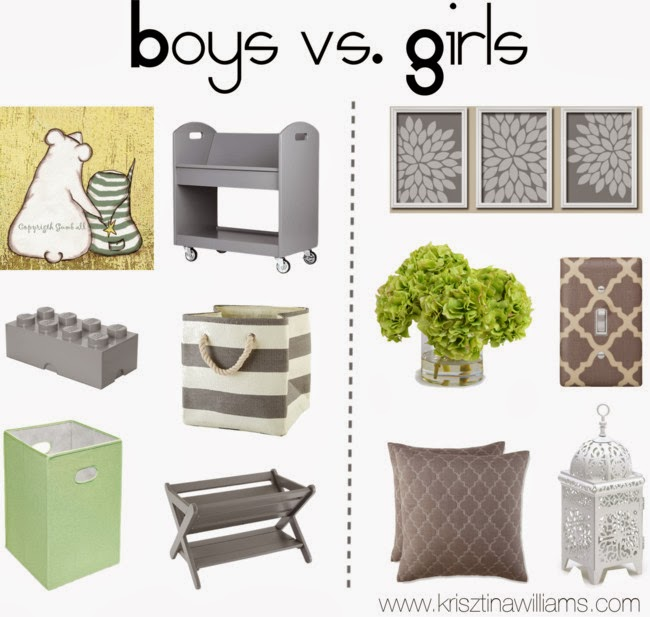 Nursery Decor A Modern Gray And Sage Green Baby S Room