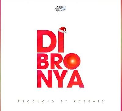 Deon Boakye – Di Bronya (Mp3 Download)