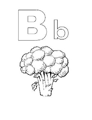 transmissionpress: Preschool Coloring Pages : Alphabet