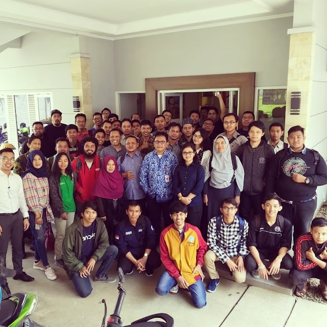 Support Ekosistem bagi pengembangan Startup