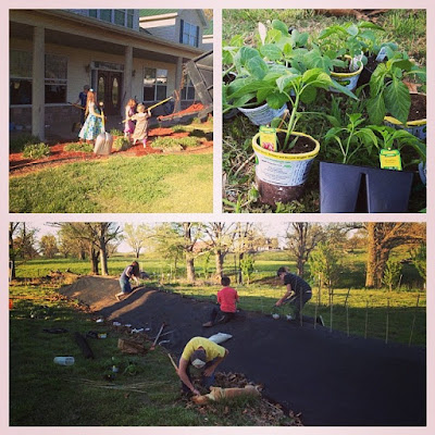 duggar family garden