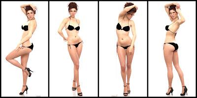 Stylish Poses for Genesis 3 Female