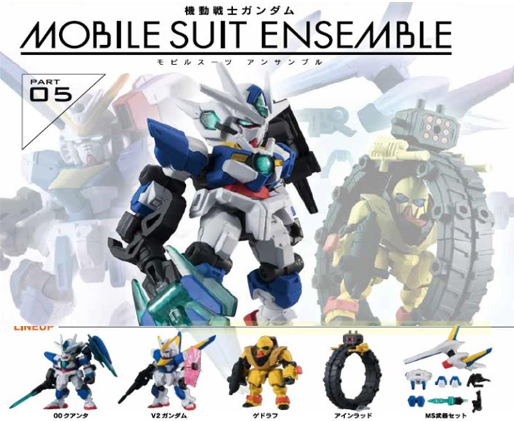 MOBILE SUIT ENSEMBLE PART 5