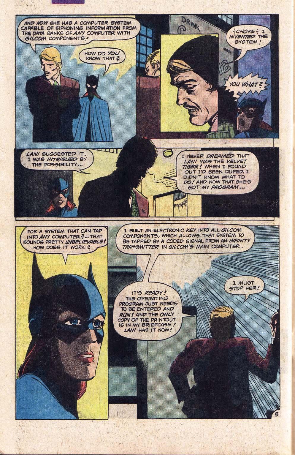 Detective Comics (1937) 518 Page 34