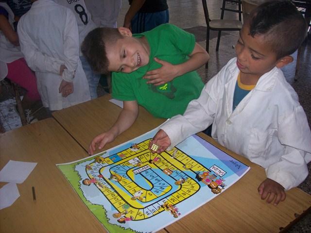 Escuela Primaria N 57 Kermes De Juegos Matematicos