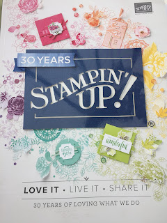 Stampin Up Annual Catalogue 2018