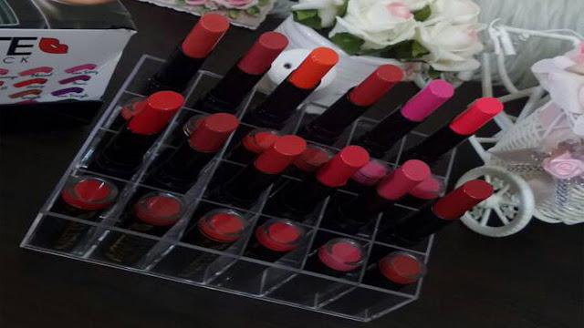 LIPSTICK LA GIRL MATTE 3D - Flat Velvet Lipstick
