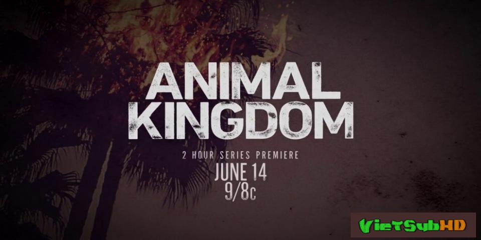 Phim Vương Quốc Tội Phạm 2 Tập 8 VietSub HD | Animal Kingdom 2 2017