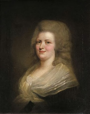 Marie Clotilde by Johann Julius Heinsius, 1780