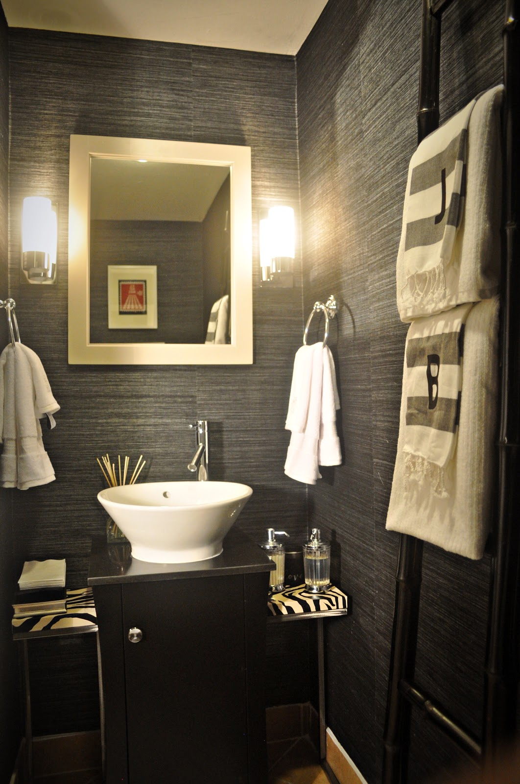 Live Laugh Decorate: Powder Room - From Inspiration to Reality