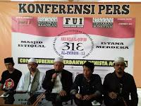Ayo Bergabung!! Ini Rute dan Titik Aksi Bela Islam 313 di Jakarta