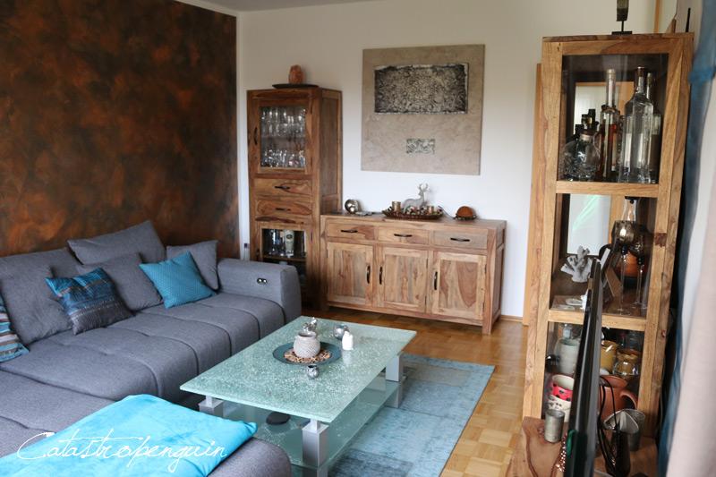 Catastropenguin Finally Das Neue Wohnzimmer Interior