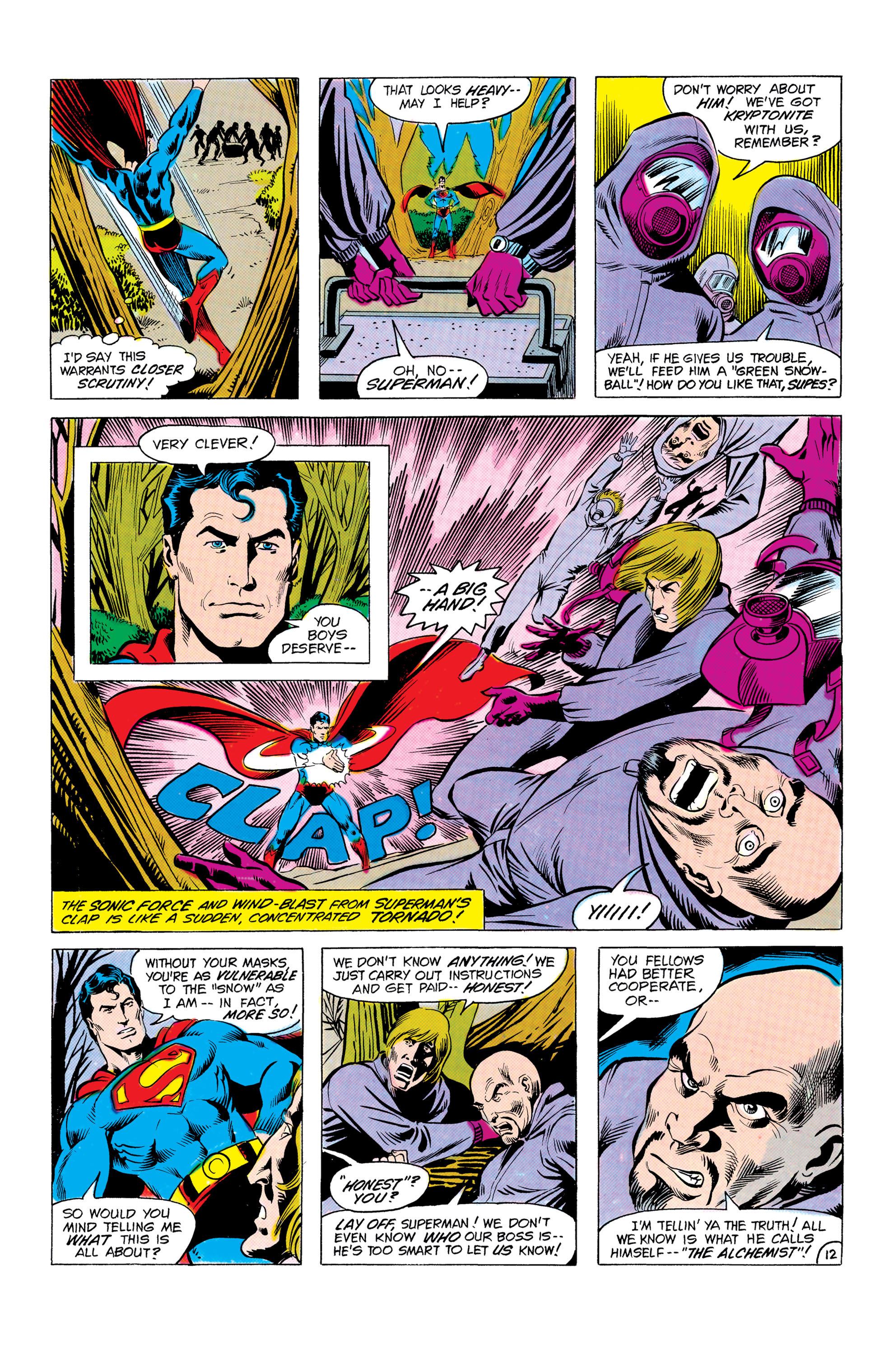 Read online World's Finest Comics comic -  Issue #303 - 13