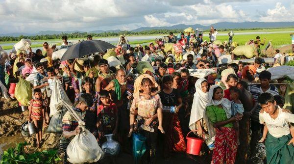 ONU: Trato a rohingyas podría tener elementos genocidas