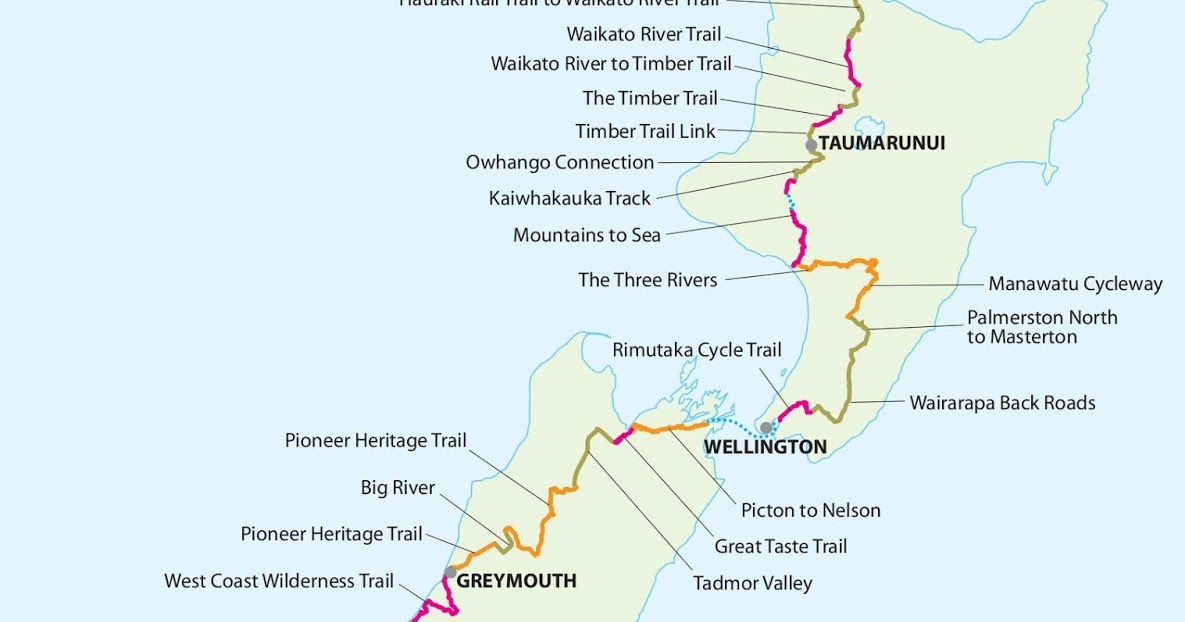 Cycle%2BTrails%2B20160129%2BTOUR%2BAOTEAROA%2BRoute Google Map Gps Tracking on google earth satellite maps street view, live flight tracking map, google earth yellowstone park,