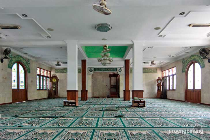 masjid assalafiyah jatinegara kaum